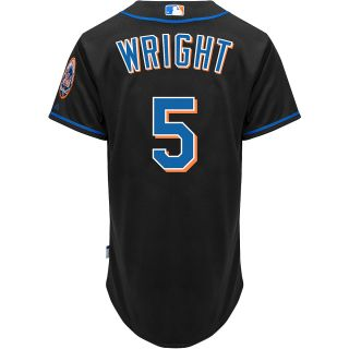 Majestic Athletic New York Mets David Wright Authentic 2014 Alternate Black