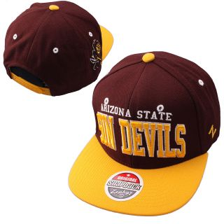 Zephyr Arizona State Sun Devils Super Star 32/5 Adjustable Hat (ARSSPS0030)