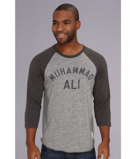 Lucky Brand Muhammad Ali Baseball Mens T Shirt (Blue)