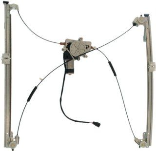 Dorman 741 551 Chrysler/Dodge/Plymouth Front Passenger Side Window Regulator with Motor Automotive