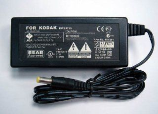 GSI Great Quality AC Adapter Power Supply For Kodak   Functions Exactly as KWS0725 AC Adapter For Kodak DC200 DC210 DC215 DC220 DC240 DC240i DC260 DC265 DC280 DC290 DC3200 DC3400 DC5000 190 9282 122 0557 Digital Cameras and more.  Camera & Photo