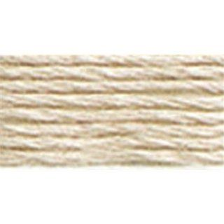 DMC 115 5 543 Pearl Cotton Thread, Ultra Very Light Beige Brown, Size 5