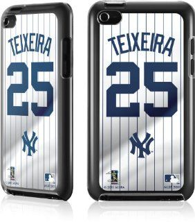 MLB   New York Yankees   New York Yankees #25 Mark Teixeira   iPod Touch (4th Gen)   LeNu Case Cell Phones & Accessories