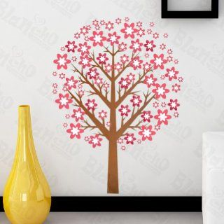 [Sakura Tree] Decorative Wall Stickers Appliques Decals Wall Decor Home Decor   Nursery Wall Decor