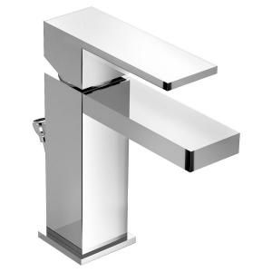 Symmons Duro Single Hole Single Handle Lavatory Faucet in Chrome SLS 3612