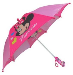 Disney Minnie Mouse Girl's Umbrella Clothing