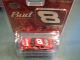 2007 Dale Earnhardt #8 Sharpie Budweiser Monte Carlo SS 1/64 Scale Diecast Hood Opens Action Racing Collectables Motorsports Authentics Drivers Select Limited Edition Toys & Games