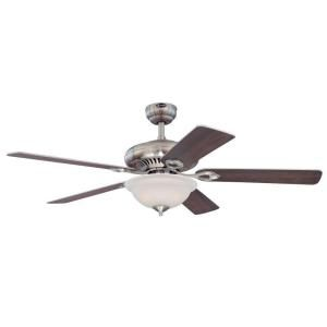 Westinghouse Fairview 52 in. Brushed Nickel Ceiling Fan 7840000