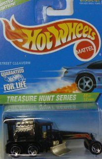 Hot Wheels Treasure Hunt Series Street Cleaver #4 of 12, #581 Toys & Games