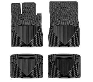 2003 2006 Lexus ES 330 Black WeatherTech Floor Mat (Full Set) Automotive