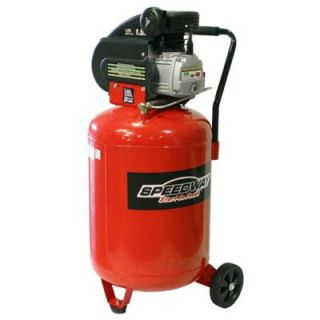 SPEEDWAY 20 Gal. 2 HP Vertical Air Compressor 7342