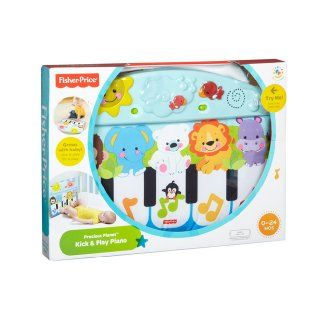 Fisher Price Precious Planet Kick and Play Piano  Baby Musical Toys  Baby