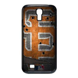 Custom San Francisco Giants Case for Samsung Galaxy S4 IP 6034 Cell Phones & Accessories
