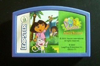 LeapFrog Leapster Educational Game Dora the Explorer Animal Rescuer