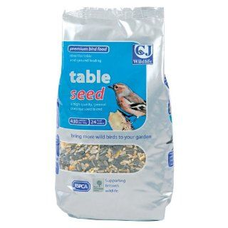 Monster Pet Supplies C J Wildbird Foods Table Seed Mix Bird Food