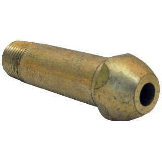 LASCO 17 5301 1/4 Inch Male Pipe Thread Standard POL Brass Tailpiece   Pipe Fittings