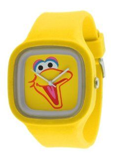 Sesame Street SW628BB Big Bird Jelly Watch Case Watches