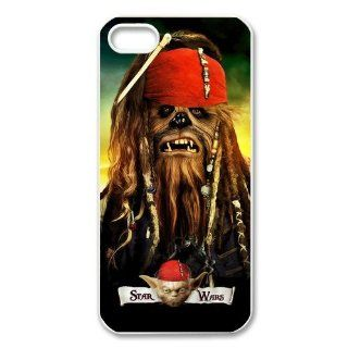 FashionFollower Design Movie Series Star Wars Stylish Phone Case Suitable for iphone5 IP5WN40314 Cell Phones & Accessories