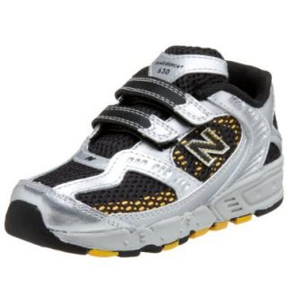New Balance KG630BYI Infant/Toddler Running Sneaker,Black,3 M US Infant Shoes