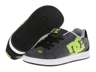 DC Kids Net Boys Shoes (Gray)