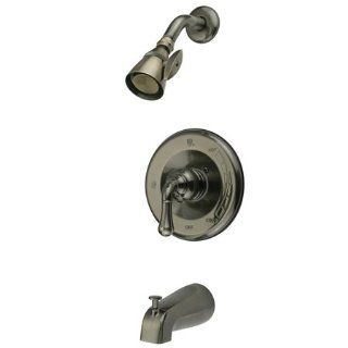 Princeton Brass PKB633 single handle shower and tub faucet