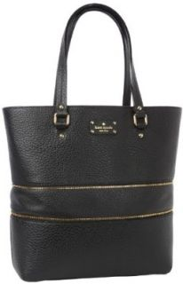 Kate Spade New York Grove Court Michelle PXRU4120 Tote, Black, One Size Kate Spade Handbag Clothing