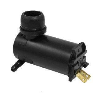 Car Black Windshield Washer Pump Motor Replacement 38512 SC4 673 Automotive