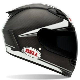 2013 Bell Star Carbon Motorcycle Helmet   Race Day Matte Black   X Small Automotive