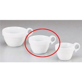 soup bowl kbu765 24 682 [3.27 x 2.13 inch  180 cc] Japanese tabletop kitchen dish White porcelain soup bowl deposit stack ( in ) [8.3 x 5.4cm ? 180 cc ] Restaurant Hotel Tableware commercial restaurant kbu765 24 682 Kitchen & Dining