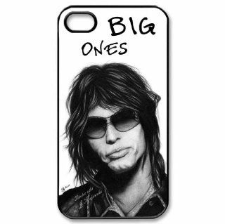 Iphone4/4S cover Aerosmith Hard Silicone Case Cell Phones & Accessories
