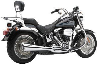 2007 Harley Davidson FXSTD Softail Deuce Tri Pro 2 Into 1 Exhaust System   Chrome, Manufacturer Cobra, TRI PRO 21 CHR Automotive
