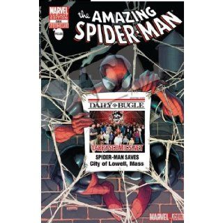 The Amazing Spider man #666 (Larry's Wonderful World of Comics Variant Edition) Dan Slott Books