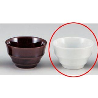 teacups kbu762 25 672 [3.43 x 2.13 inch] Japanese tabletop kitchen dish N9 3 cm white cardboard Tableware small [8.7 x 5.4cm] Restaurant Hotel Tableware commercial restaurant kbu762 25 672 Kitchen & Dining