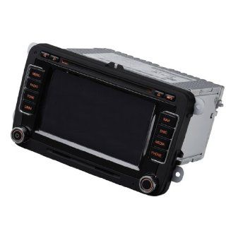 "SMARSTAR 6.5"" 2 Din Touch Screen In Car Auto Radio DVD Player GPS for Volkswagen and SKODA Electronics"