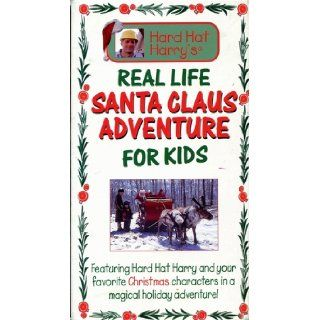 Hard Hat Harry's Real Life Santa Claus Adventure for Kids [VHS] Hard Hat Harry Books