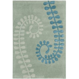 Safavieh Capri Silver/Light Blue Rug