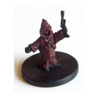 Star Wars Miniatures Jawa Scout # 42   Knights of the Old Republic Toys & Games