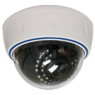 GW Security Inc GW728WD 1/3 Inch SONY Super HAD II CCD Indoor Dome Camera (White)  Camera & Photo