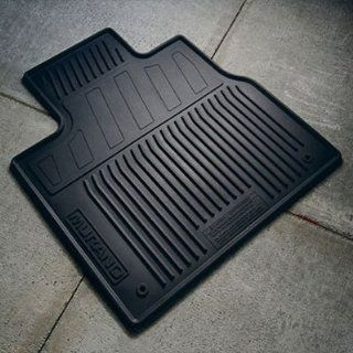 New OEM Nissan Murano All Weather Floor Mats Automotive