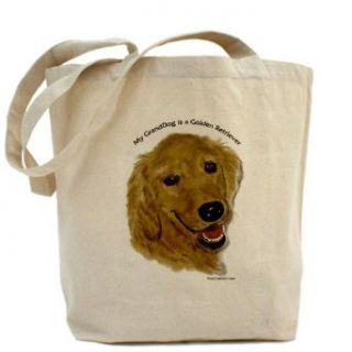 Golden Retriever GrandDog Tote bag Tote Bag by  Clothing