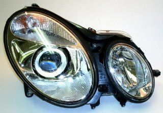OEM Mercedes Benz BI XENON (ADAPTIVE) HEADLAMP (RIGHT) E280 E320 E350 E500 E550, E55 E63 AMG (03 06)   HELLA 2118202461 Automotive
