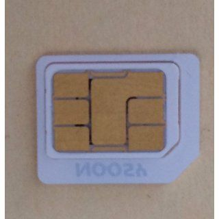 iCoolkit New iPhone Nano SIM Card to Micro /Stander/ full SIM card Tray Adapter Holder Cell Phones & Accessories