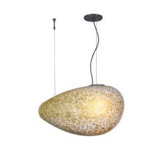 LBL Lighting LP747OPSCCF Other Pendants with Opal Mouth Blown Glass Shades, Nickel   Ceiling Pendant Fixtures