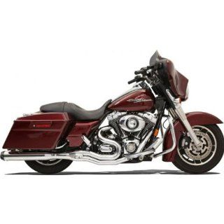 Bassani Road Rage II FLH 777 B1 Power Exhaust System for Harley Davidson Touring Automotive