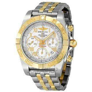 Breitling Chronomat 41 Chronograph Mens Watch CB014012 G759TT Breitling Watches