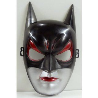 CATWOMAN MASK   Unique Batman Dark Knight Rises Super Hero Kids Dress Up Role Play Cosplay Costume Catwoman Childrens Universal Size Cat Woman Mask Toys & Games