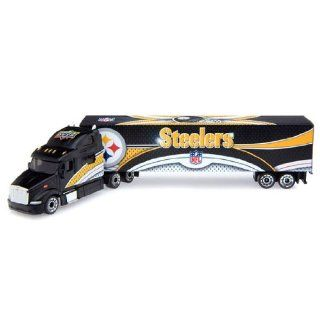 2008 UD NFL Peterbilt Tractor Trailer Pittsburgh Steelers  Toy Vehicles  Sports & Outdoors