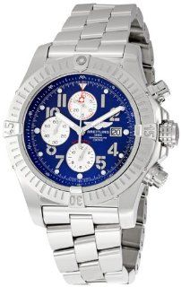 Breitling Super Avenger Chronograph Mens Watch A1337011 C792SS Breitling Watches