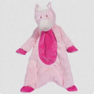 Pink Horse Sshlumpie  Toddler Blankets  Baby