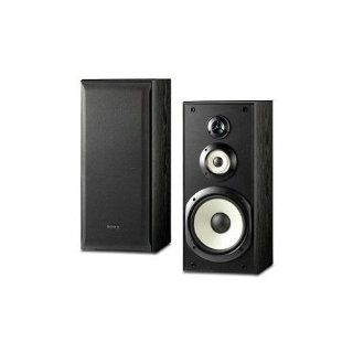 Sony SS B3000 Bookshelf Speakers (Pair, Black) with Mini Tool Box (fs)